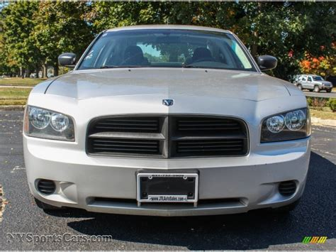 2008 silver dodge charger 2008 dodge charger se in bright silver metallic photo 2