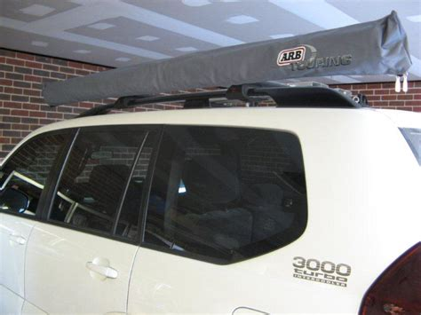 Arb Car Awning by Arb Roof Awning On Rhino Sports Racks