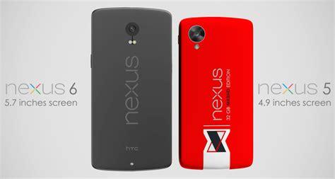 design google nexus 6 nexus 6 ecco un concept realistico con display da 5 7 pollici