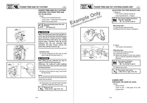 yamaha vxr service manual wiring diagrams repair wiring