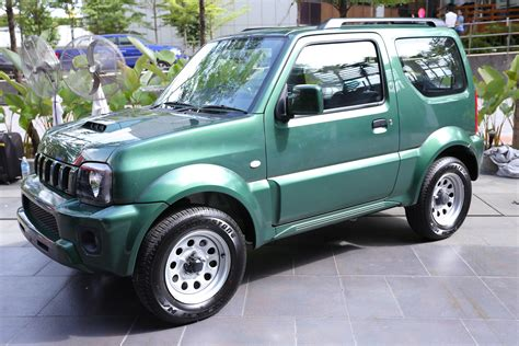 Suzuki Malaysia Price Suzuki Jimny Launched In Malaysia Rm87k 92k Image 209474