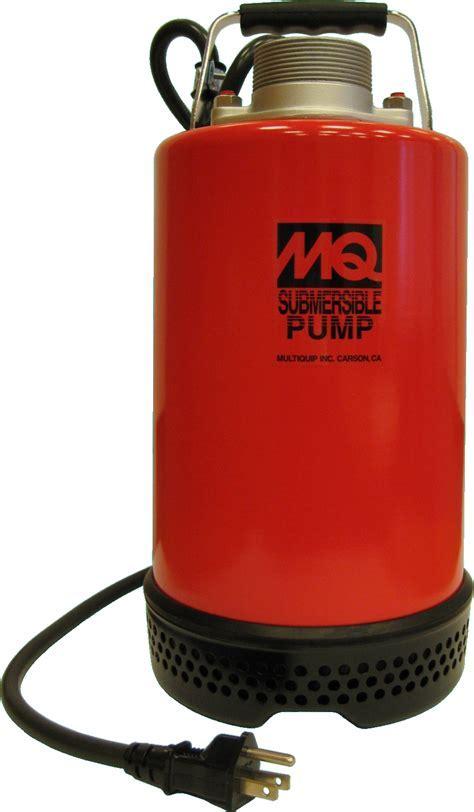 "POWER EQUIPMENT   Pumps   2"" Electric Submersible Pump"