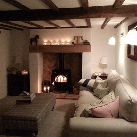 country livingroom ideas 17 best ideas about cosy living rooms on
