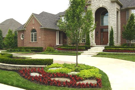home landscape ideas front yard landscaping guidelines diy liboks