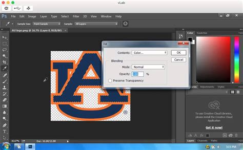how to change color of text in photoshop how to change the color of a logo using photoshop