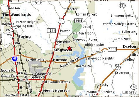 map of kingwood texas kingwood texas map jorgeroblesforcongress