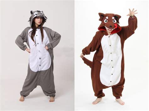 Beautiful Baby Girl Christmas Pyjamas #5: NEW-Polar-Fleece-Fashion-Wolf-Animal-Pajamas-Pyjamas-Party-Costume-Onesies-Animal-casual-for-Adult-One.jpg