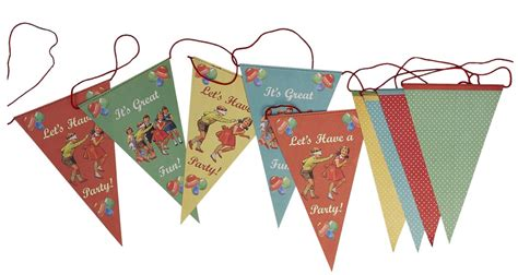 Paper Bunting - bunting ideas for the home dotcomgiftshop