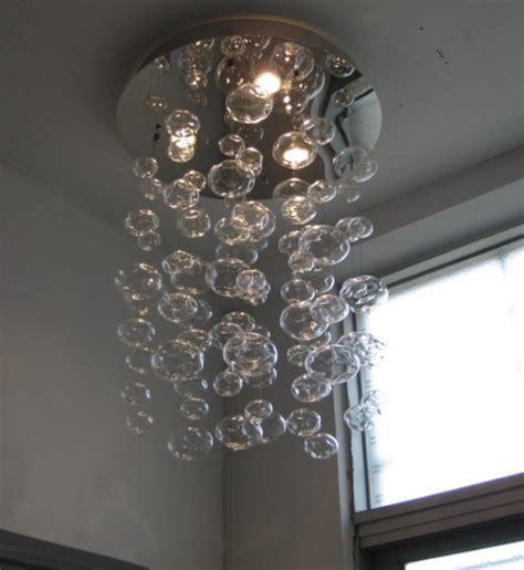 Height 60cm Murano Due Bubble Glass Ceiling L Where Can I Buy Lights