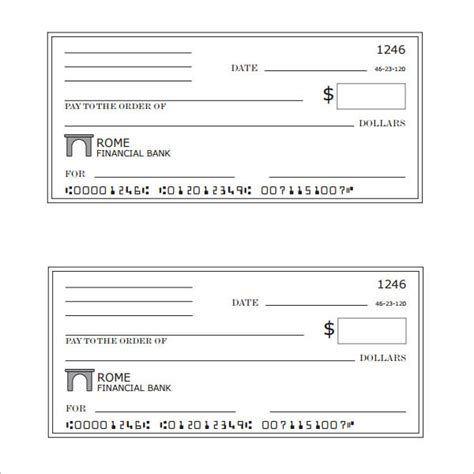 check presentation template 43 cheque templates free word excel psd pdf formats