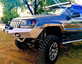 Jeep Grand Light Bar by Roof Mounts For 52 Quot Or 50 Quot Curved Led Light Bar 99 04 Jeep