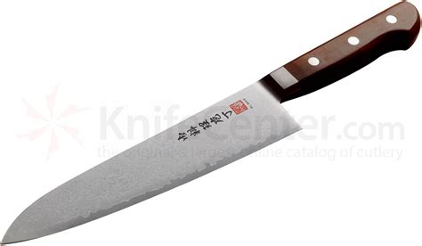 al mar kitchen knives al mar uc8 cocobolo ultra chef chef s knife 8 quot vg10