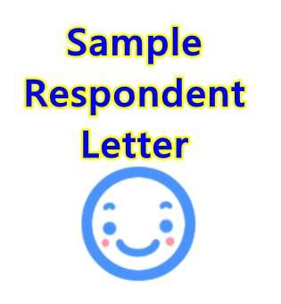 acknowledgement thesis for respondents thesis respondents letter thesis notes