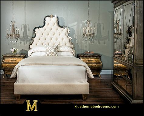 Old Hollywood Glamour Bedroom Decorating Theme Bedrooms Maries Manor Hollywood At