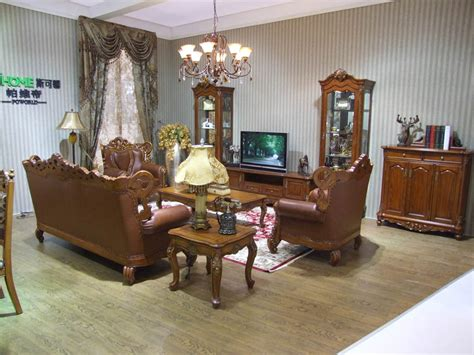 Wooden Living Room Furniture Choosing The Colors Of The Wood Living Room Furniture Trellischicago