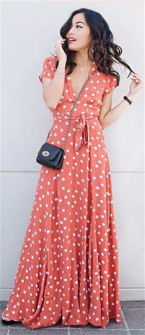 Maxi Lilin Polka Dress Maxi 25 best ideas about maxi wrap dress on sew