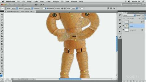 tutorial photoshop warp photoshop friday puppet warp tool popelephant