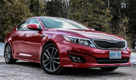 2014 Kia Optima Sx by 2014 Kia Optima Sx Turbo Review