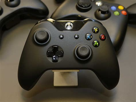 Microsoft Xbox Controller pc compatible xbox one controller announced by microsoft