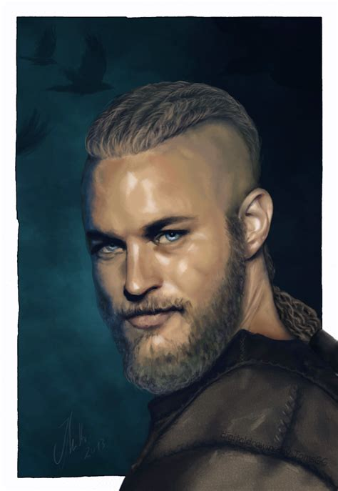 ragnar lockbrook haircut hairstyle guide for ragnar lothbrok hair