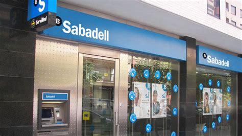 oficina banc sabadell noticias banco sabadell banco sabadell cerrar 225 unas 250