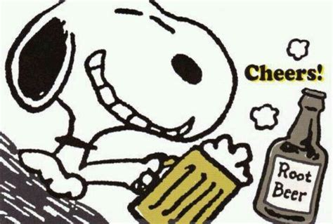 Cheers To Peanuts by Cheers Snoopy