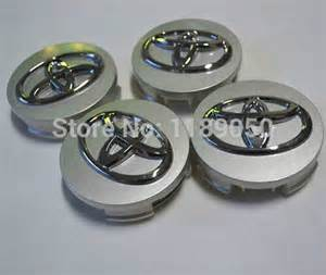 Car Wheel Covers Shopping 4pcs New 62mm Toyota Corolla Car Wheel Center Hub Caps