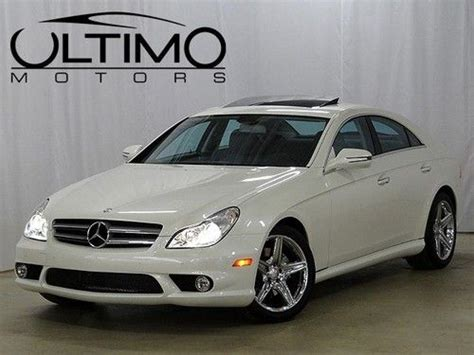 how make cars 2010 mercedes benz cls class on board diagnostic system purchase used 2010 mercedes benz cls class cls550 sport in warrenville illinois united states