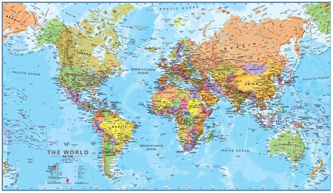 printable world map poster size world map posters maps international blog