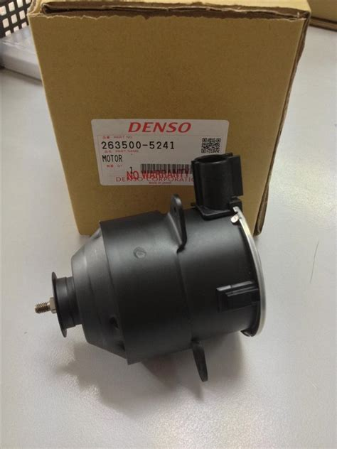 denso fan motor price perodua kenari kelisa radiator fan motor oem denso