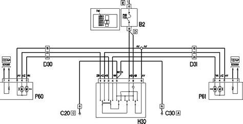 fiat punto 2007 wiring diagram 30 wiring diagram images