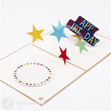 Birthday Pop Up Greeting Card twinkle 3d pop up birthday greetings card 163 4 50