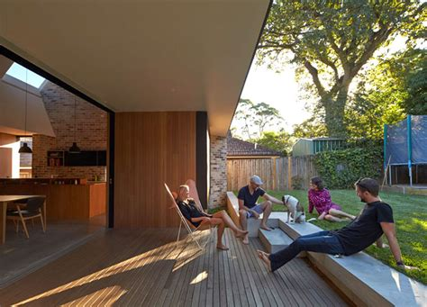 skylight house extension  andrew burges interiorzine
