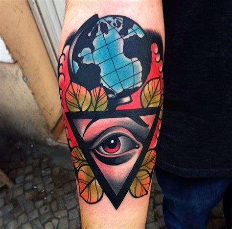 17 best images about all seeing eye tattoos on pinterest