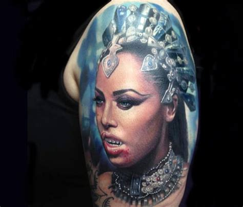 paul acker tattoo realistic by paul acker no 1