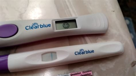 wann clearblue ovulationstest machen ovulation test results cycle day 9