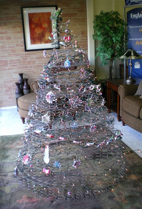 memory wire 4 12 ft christmas tree 65 best bed crafts images on bed crafts and barbed wire