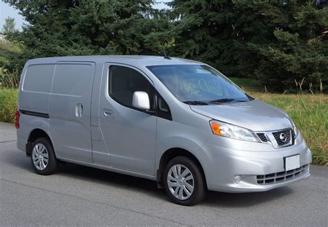 nissan nv200 cargo 2014 nissan nv200 compact cargo sv road test review