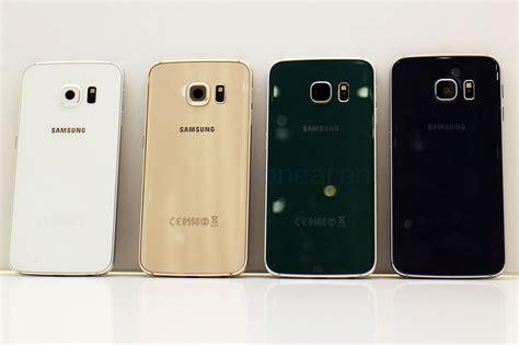Samsung S6 End Colour Custom samsung galaxy s6 edge color comparison