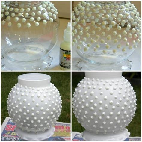diy craft blogs homework a creative fresh look diy faux fenton