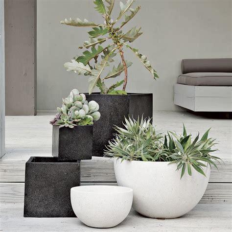 modern indoor garden landscape iroonie com freshen up your home and garden with modern planters