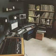 home recording studio design ideen this customer built shelves for their studio guitar