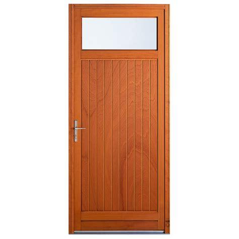 porte service bois porte de service bois saintonge pasquet menuiseries