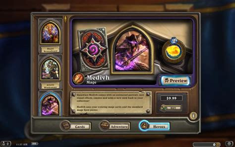 hearthstone for android blizzard hearthstone heroes of warcraft for android review rating pcmag