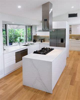 Turner S Kitchen by Alby Turner And Caesarstone Calacatta Nuvo