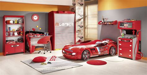Cool And Masculine Bedroom Design Ideas For Guys Vizmini Car Themed Bedroom Furniture