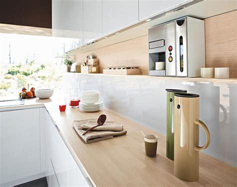 cocina encimera madera cocina blanca encimera madera veinticuatro dise 241 os