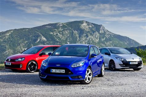 Vs St Yutaka 1 ford focus st vs rivals pictures auto express