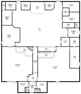 bar floor plans bar floor plans 5000 house plans