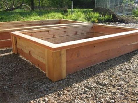 auction quot redwood raised garden beds quot from sebastopol